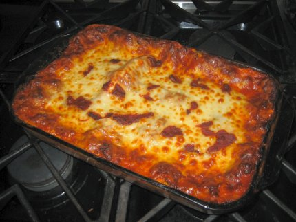 Spaghetti (Marinara) and Lasagna Sauce