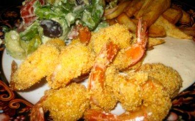 Cornbread Shrimp