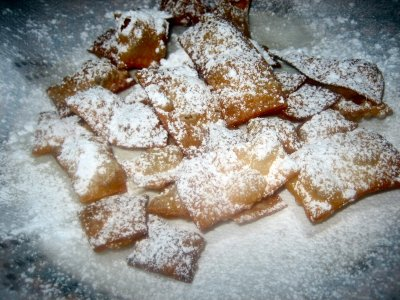 Fun With Flour Tortillas — Lesson Seven