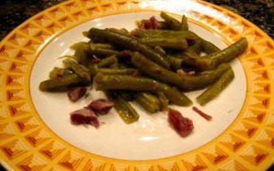 Grandma's Green Beans