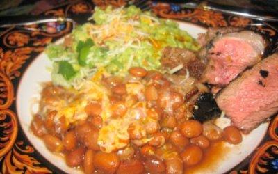 Pinto Beans, Refried Beans, and Drunken Beans