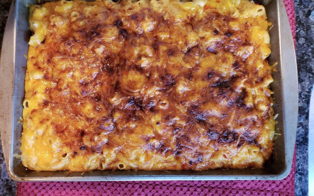 Mac and Cheese, Smoky Four-Cheese Version