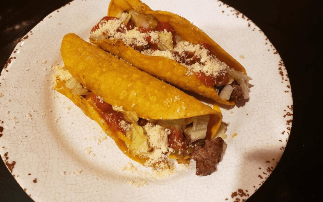 One Pot Tacos