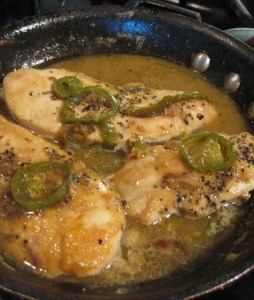 Recipe Spicy Chicken