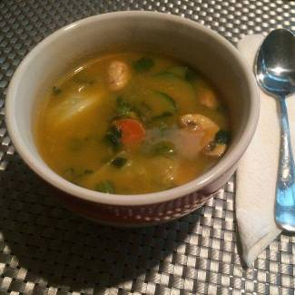 Easy And Delicious Vegetable Soup | Healthy Soup