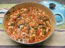 Italian Greens and Beans Recipe