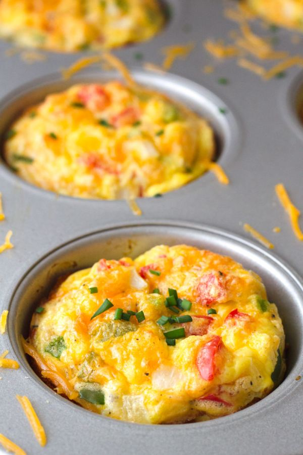 denver omelet egg muffins tin