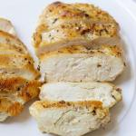 Grilled Chicken Breast Tender and Moist