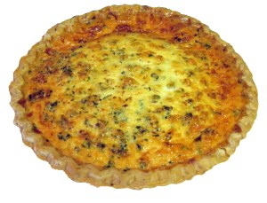 Quick & Easy Quiche Recipe
