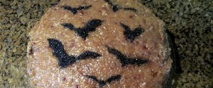 Bat Cake