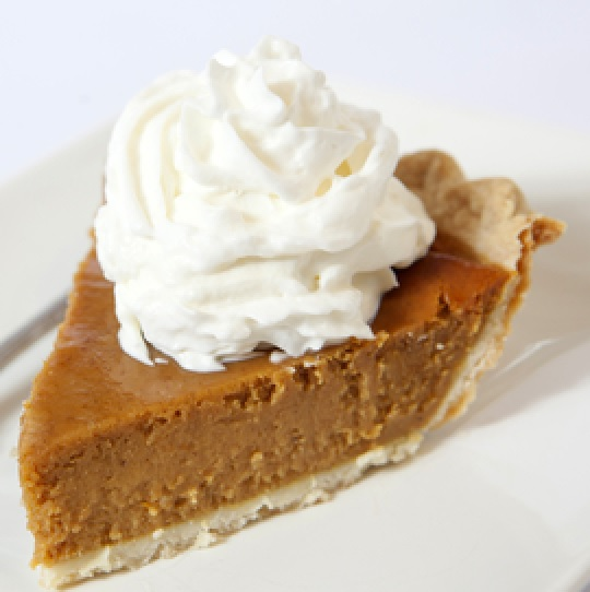 Pumpkin Chiffon Pie Recipe | Cooking for the Holidays
