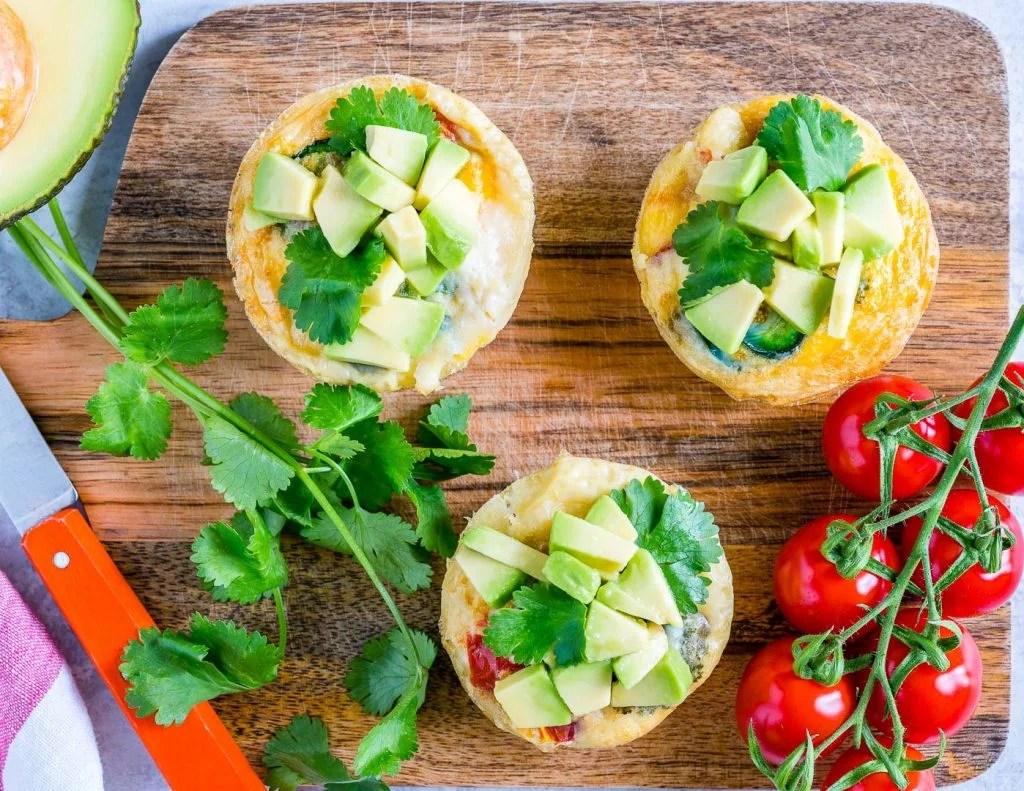 Southwestern Egg Muffins Recipe