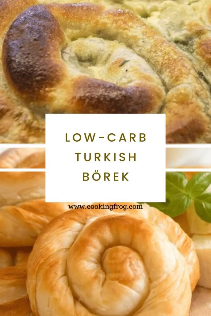 Keto Low Carb Turkish Borek