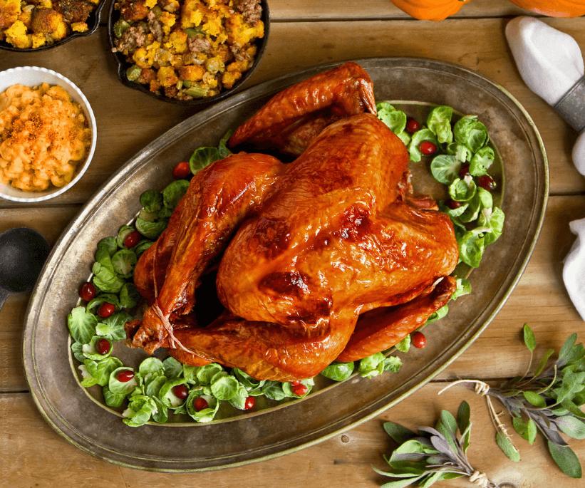 Thanksgiving smoked turkey recipe