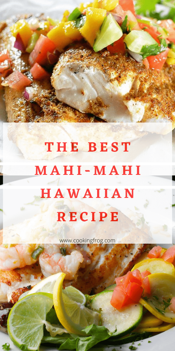 How To Cook Mahi Mahi Easy Recipe