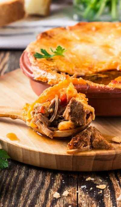 The Best Beef Pot Pie Recipe