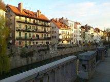 Ljubljana - downtown