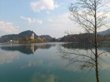 Bled - the smallest island ever