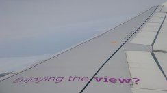 Flying to Keflavik with WOWair