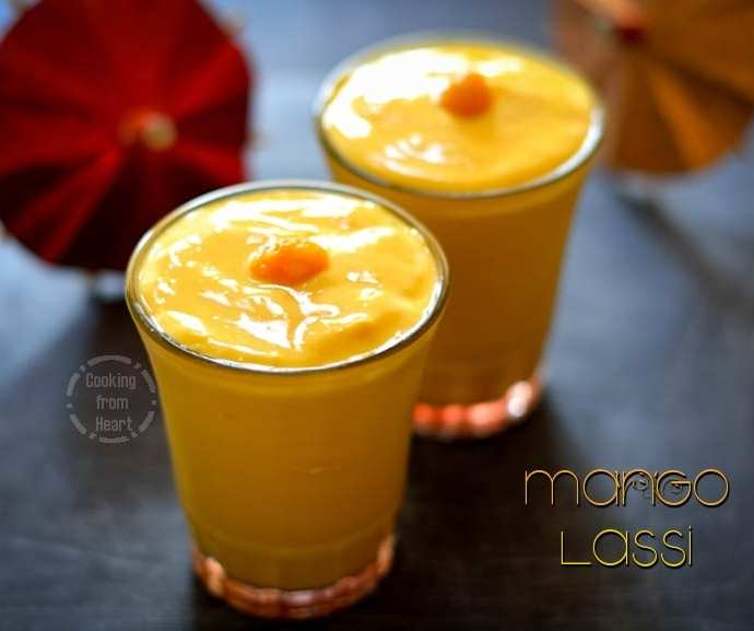 Mango Lassi | Easy Summer Drink Recipe