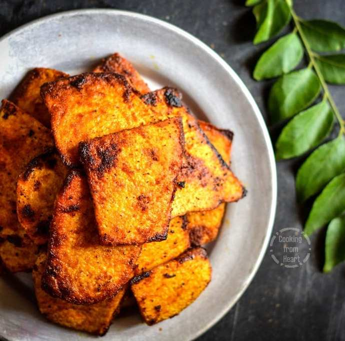 Karunai Kizhangu Fry | South Indian Yam Roast