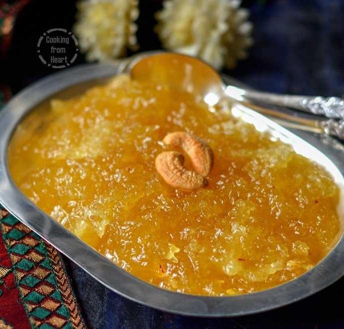 Kasi Halwa | Poosanikai Halwa | Diwali Special Recipes