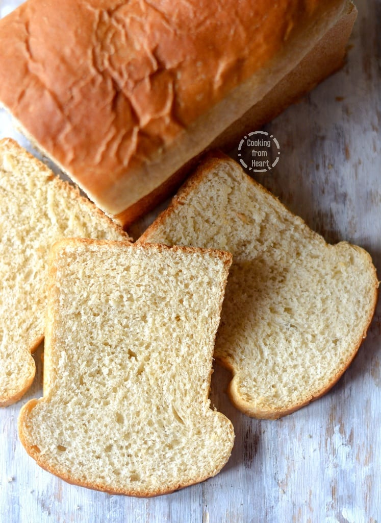 Semolina Wheat Bread