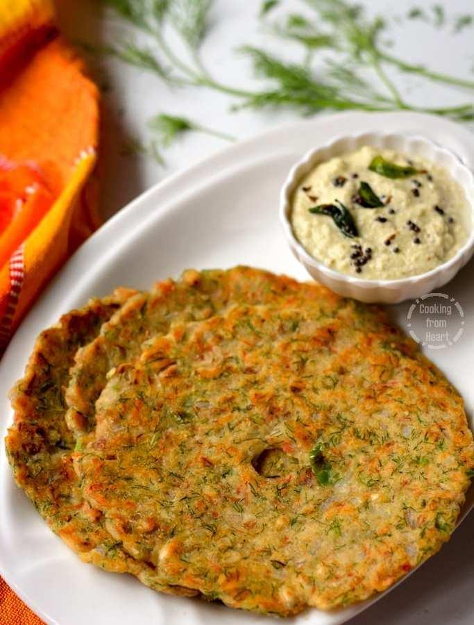 Akki Roti | Karnataka Akki Rotti | Rice Roti