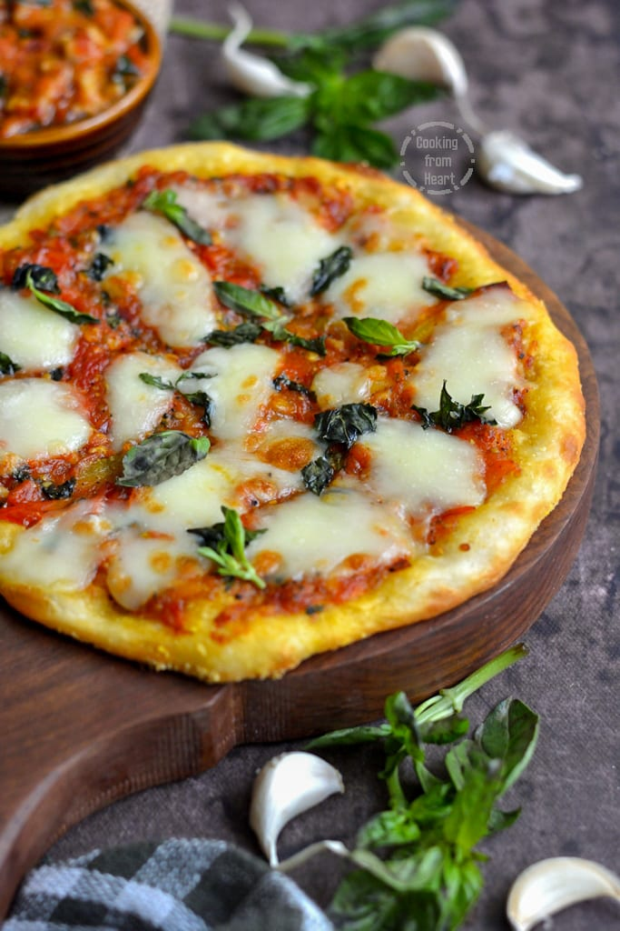 Perfect Margherita Pizza recipe