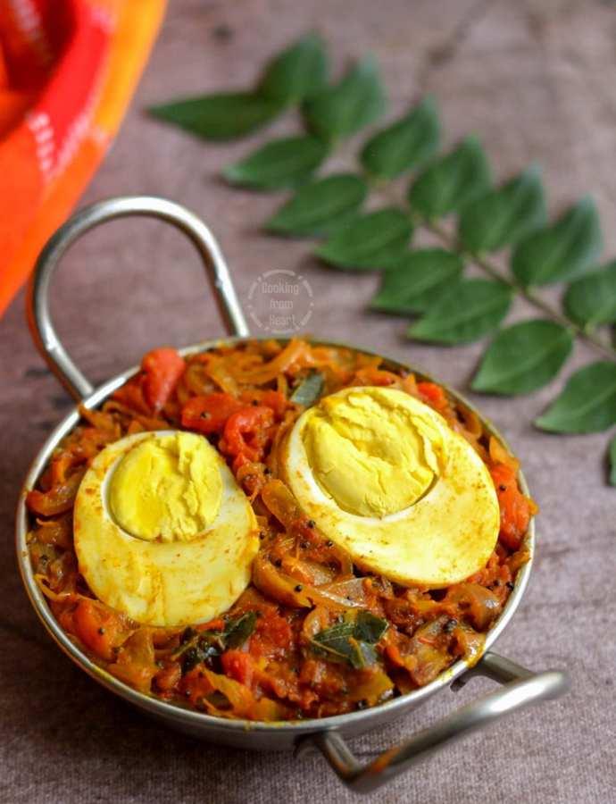 Egg Thokku | Muttai Thokku | Egg Roast