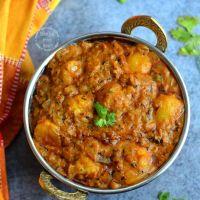Easy Dum Aloo | Aloo Dum Curry