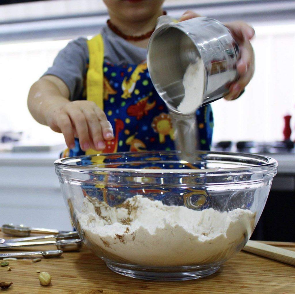 Cooking With Preschoolers