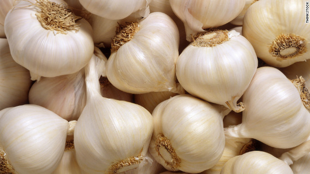 National Garlic Day: Garlic soup