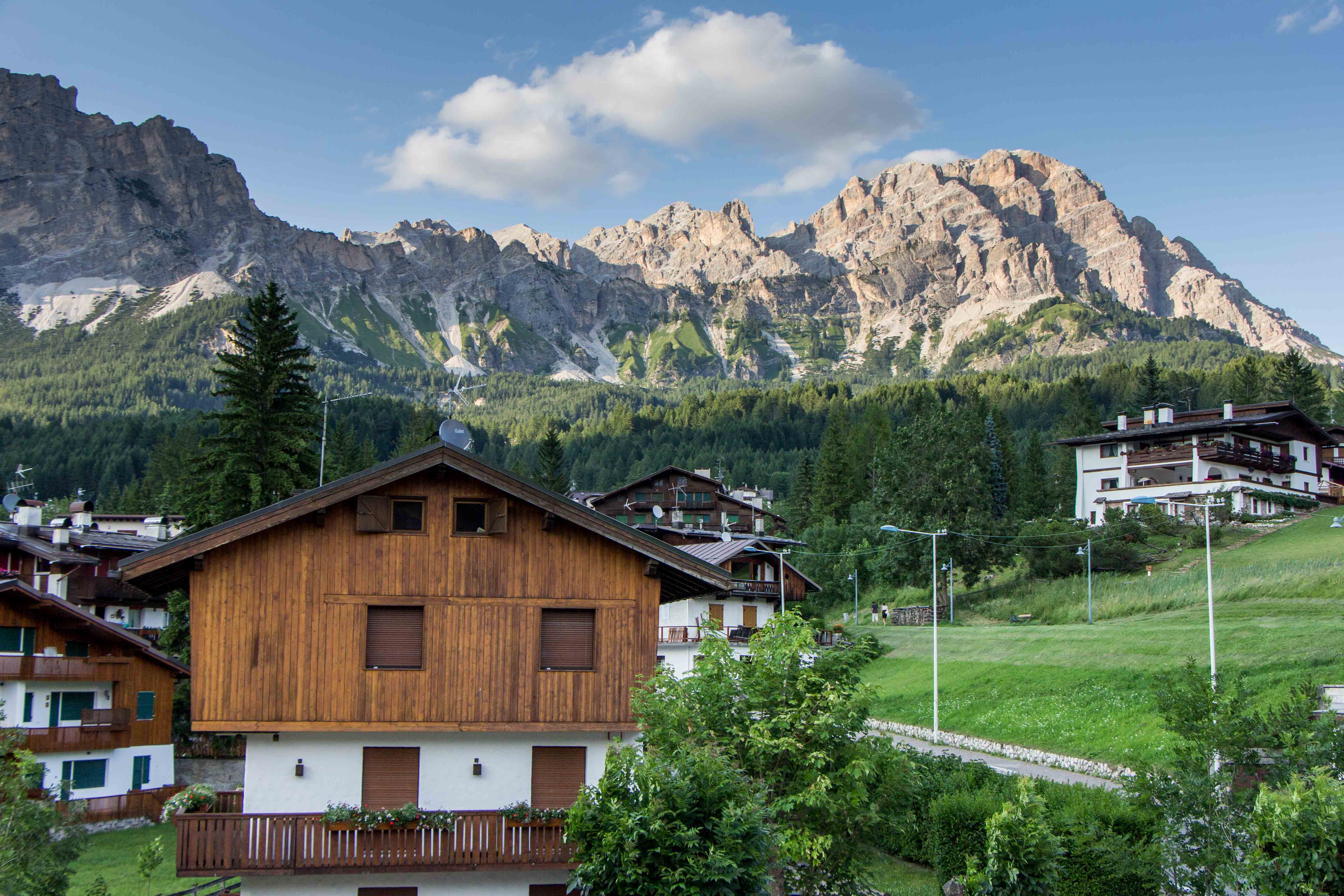 Sleeping And Dining In Cortina Dolomites Italy Cooking