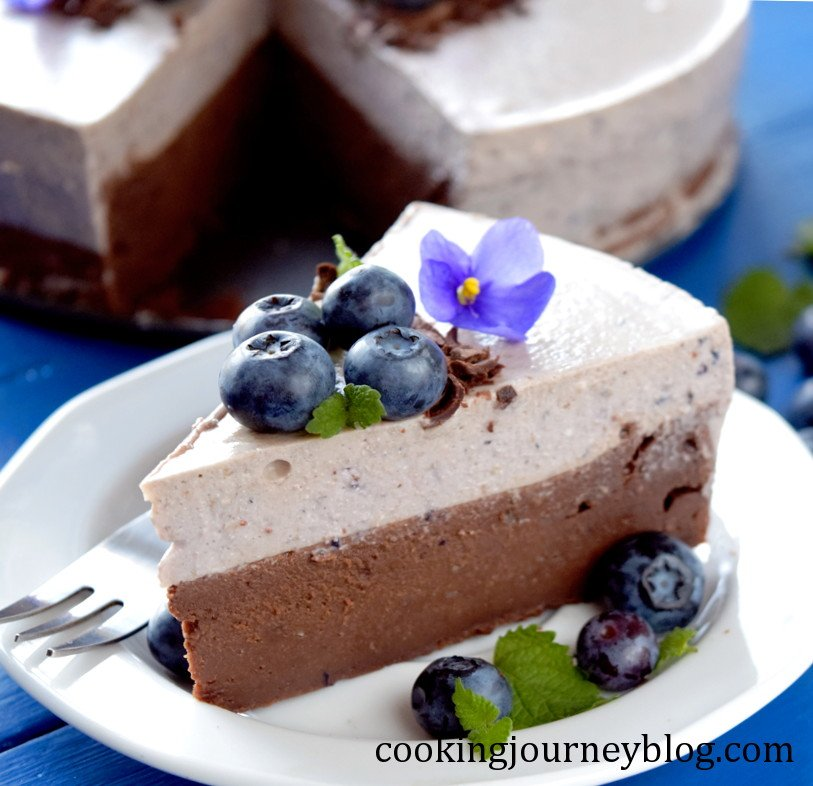 Chocolate Blueberry Creams Dunmore Candy Kitchen: Easy Chocolate Blueberry Cake (Easy Blueberry Recipes