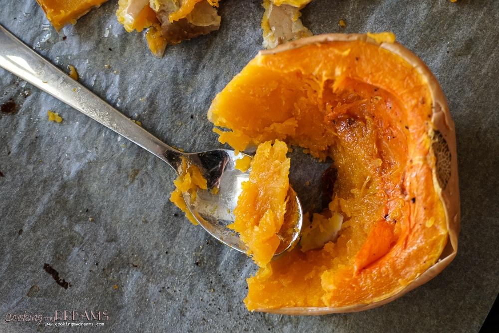 Pumpkin Porcini Risotto