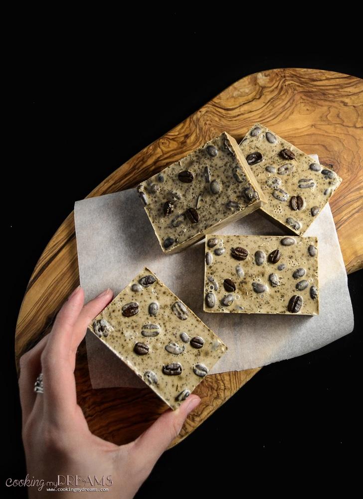 Easy Handmade Melt & Pour Coffee and Oatmeal Scrub Soap