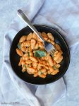 spicy sweet potato gnocchi with sage butter
