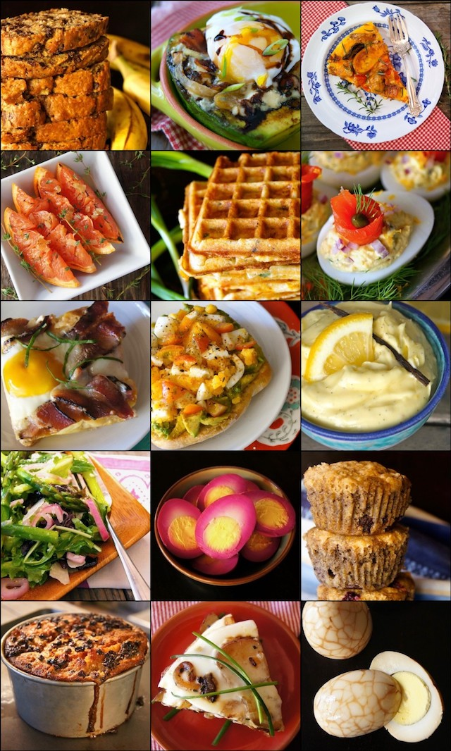 15 Overthetopdelicious Easter Brunch Menu Ideas