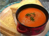 Tomato soup by Paul Brilleman