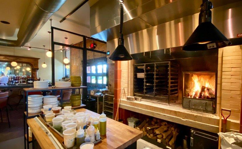 Ash Restaurant – Iron Horse Hotel