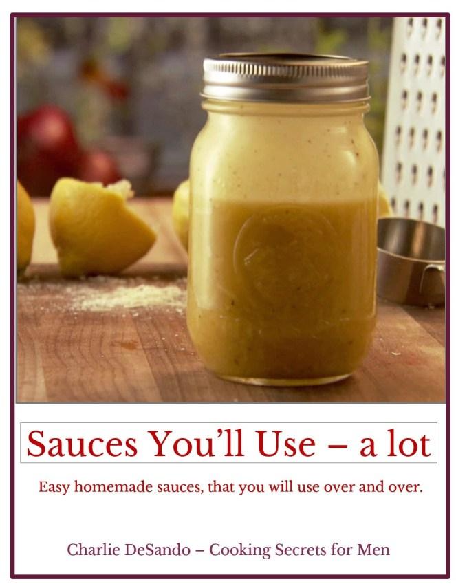 Page 1 - e-Cookbook Vol 1 - Sauces