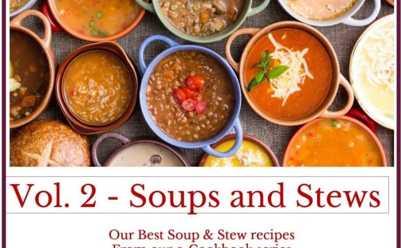 Soups & Stews e-cookbook