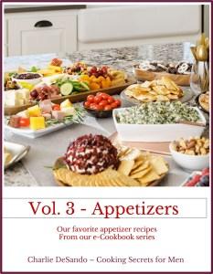 Appetizer e-Cookbook