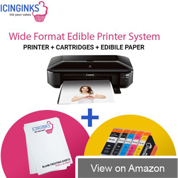 Icinginks Wide Format Edible Printer System Review