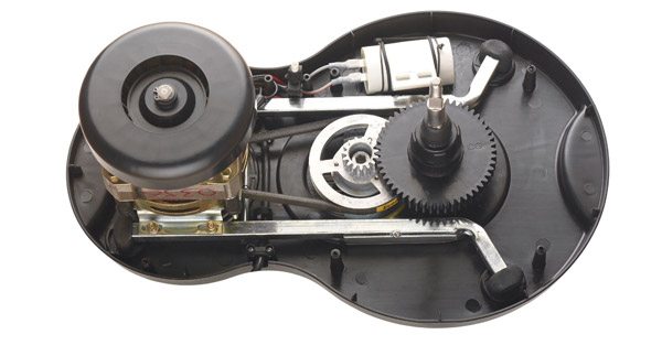 Double reduced gear drive technology Premier Compact