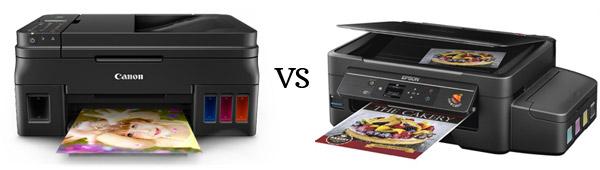 Canon or epson edible printer choice?