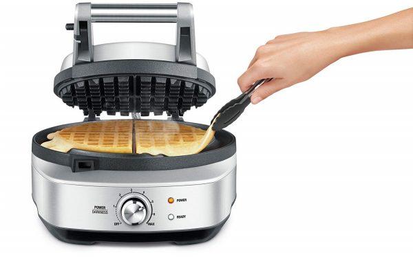 Breville BWM520XL Round Waffle Waffle Maker