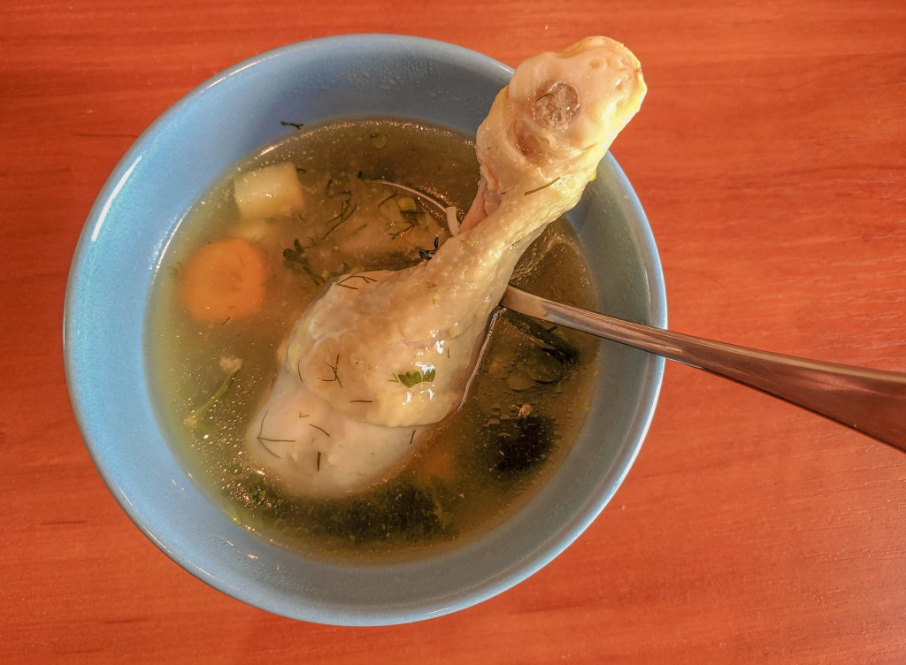 Rustic Chicken Soup
