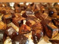 balsamic roasted eggplant